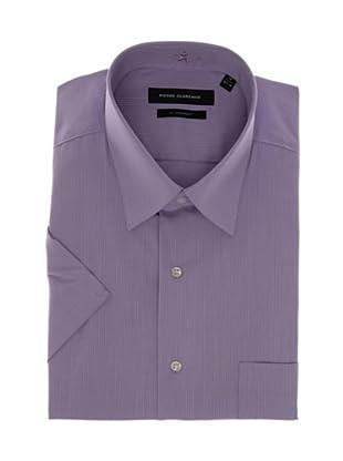 Pierre Clarence Camisa de manga corta (Violeta)