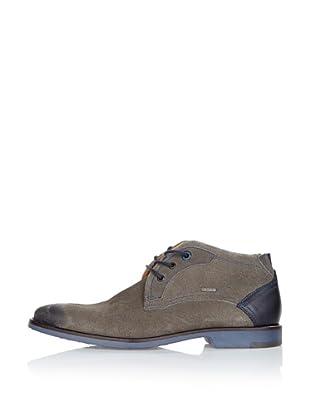 Fretz Men Zapatos Lee (Topo / Azul)