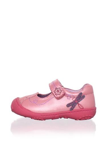 umi Kid's Bluet Mary Jane (Toddler) (Bubble Gum)