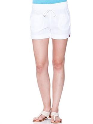 Esprit Short Elástico (blanco)