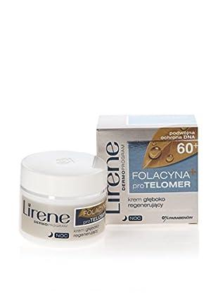 Lirene Nachtcreme Folacyna PRO Telomer 60+ 50 ml, Preis/100 ml: 29.9 EUR