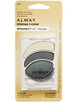 Almay Intense i-Color - Shimmer-i for Hazels - 423 - Net Wt. 0.12 OZ (3.4 g) Each - Pack of 2