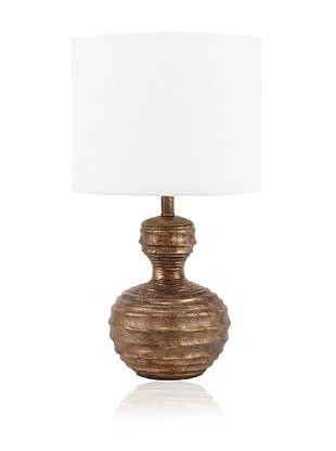 Mercana Jozlyn Table Lamp (Bronze/White)