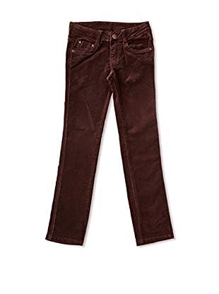 Resultado de imagen de pantalon pana marron niño