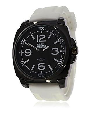 Pit Lane Uhr mit Miyota Uhrwerk Pl-2001-1 weiß 42 mm