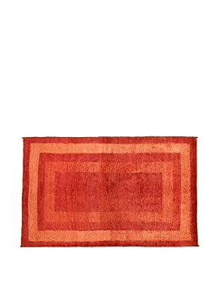 Design Community By Loomier Teppich Gabeh Bushir rot 186 x 115 cm