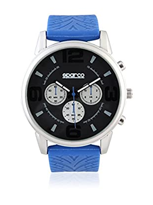 Sparco Orologio Man Nigel Blu 42 mm