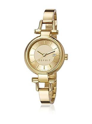 Esprit Reloj de cuarzo Woman Dorado 28 mm