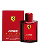 Ferrari Scuderia red 125 ml for men