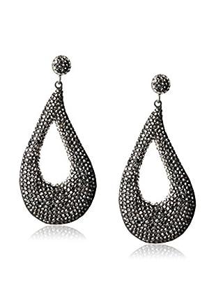 Grand Bazaar Vintage Open Hoop Earrings
