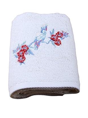 Homemania Handtuch  weiß 50 x 90 cm