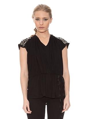 Stix Casual Blusa (Negro)