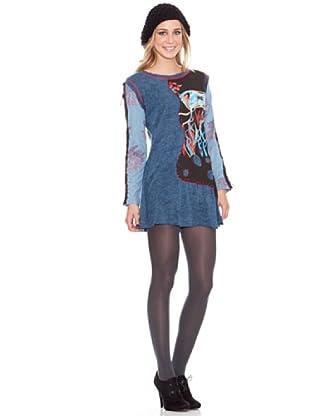 HHG Vestido Ivana (Azul)