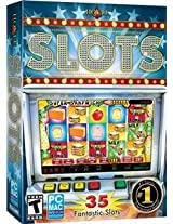 Brand New Hoyle Slots 2011 Sb (Works With: WIN XP VISTA WIN 7/MAC 10.1 OR LATER)