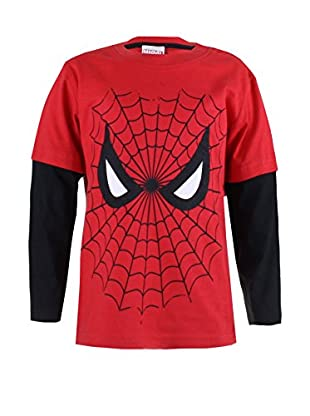 Marvel Longsleeve Spiderman Web
