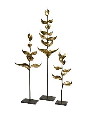 Set of 3 Eloise Tea Light Candle Tree