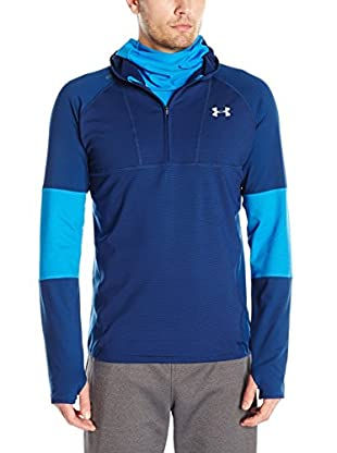 Under Armour Sudadera con Capucha No Breaks Run Balaclava