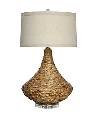 Sea Grass Table Lamp, Tan