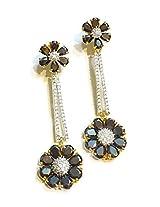 Divinique Jewelry Black Copper earrings