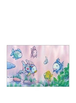 ARTOPWEB Wandbild The Rainbow Fish