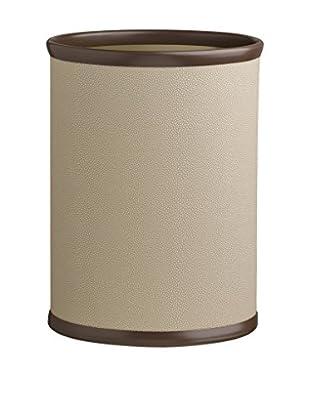 Kraftware Cosmopolitan Oval Waste Basket