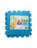 9 Tile Exercise Solid Foam Interlocking Playmat Kids Safety Play Floor