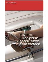 Silk-Epil - Guida per la sostituzione della batteria