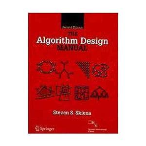 Algorithm Design Manual 2 E
