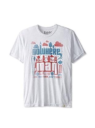 Lyric Culture Men's Nowhere Man Short Sleeve T-Shirt