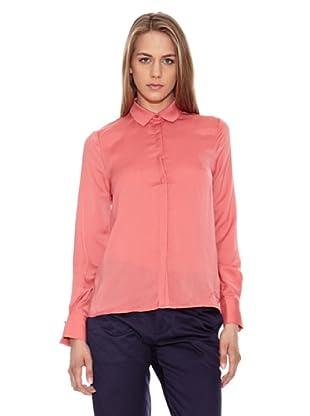 Pepe Jeans London Camisa Mujer Sheilita (Coral)