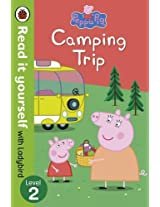 Peppa Pig: Camping Trip - Read it yourself with Ladybird: Level 2
