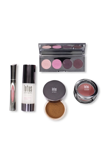 Lotus Cosmetics Golden Summer Essentials Kit