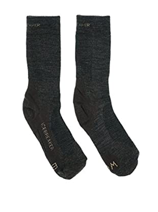 Icebreaker  Ib Socks Hike (Eathern/Bark/Oak)