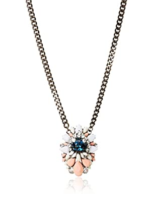 Jules Smith Sapphire and Peaches Necklace