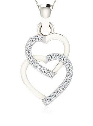 Diamant Vendome Conjunto de cadena y colgante DVP8349 Oro Blanco