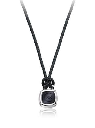 Cerruti 1881 Set Halskette und Anhänger Tangshan schwarz