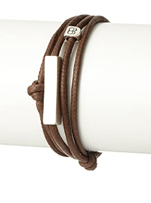 Griffin Brown Stillwell Convertible Triple Wrap Bracelet