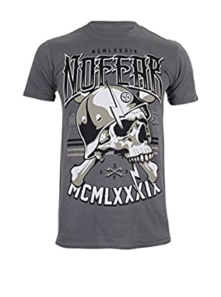 No Fear Camiseta Manga Corta Lightning Skull