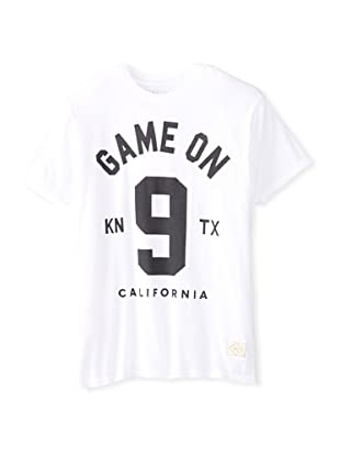 Kinetix Men's Game On T-Shirt (White)