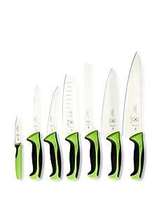 Mercer Primary4 8-Piece Knife Set (Green)