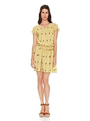 Azura Vestido Carina (Amarillo)