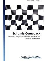 Schumis Comeback: Formel-1-Legende Michael Schumacher wieder im Rennen