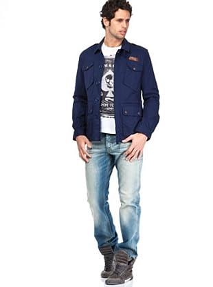 Pepe Jeans Jacke Etna (Marineblau)
