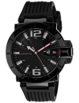 Tommy Hilfiger Analog Black Dial Men's Watch - TH1790747/D