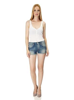 Herrlicher Short Jeans Mirelle Stretch (busted)