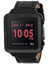 Android Unisex Ad721Bk Smartwatch Gts Digital Quartz Black Watch - Ad721Bk
