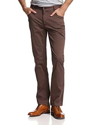 Just a Cheap Shirt Men's Academy Pant (Brown)