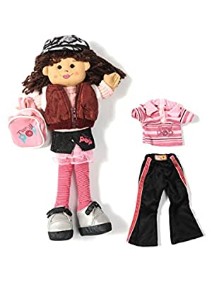 My Doll Muñeca Amylee TA053 Multicolor