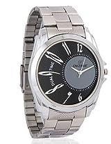 Dezine Wrist Watch for Men - Black_DZ-GR156-BLK-CH