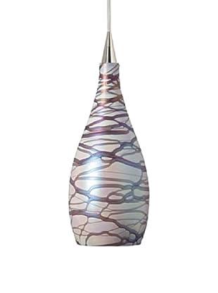 Fusion Z Glass Lighting Emilia Pint Pendant Lamp
